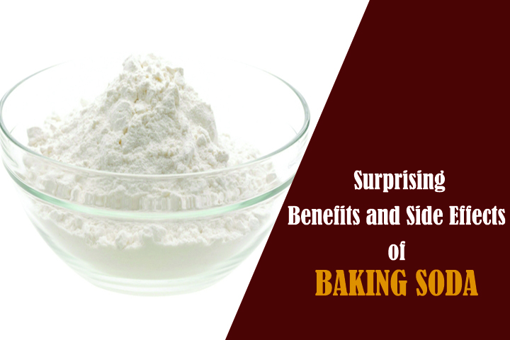 Surprising Benefits, Uses and Side Effects of Baking Soda