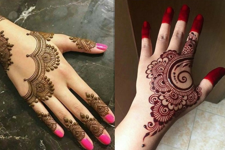 30 Latest And Gorgeous Back Hand Mehndi Designs For Any Occasion