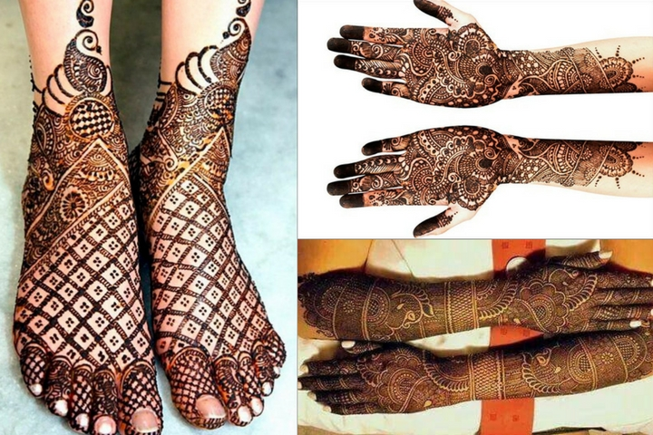 25 Latest and Unbeatable Marwari Mehndi Designs for Hands