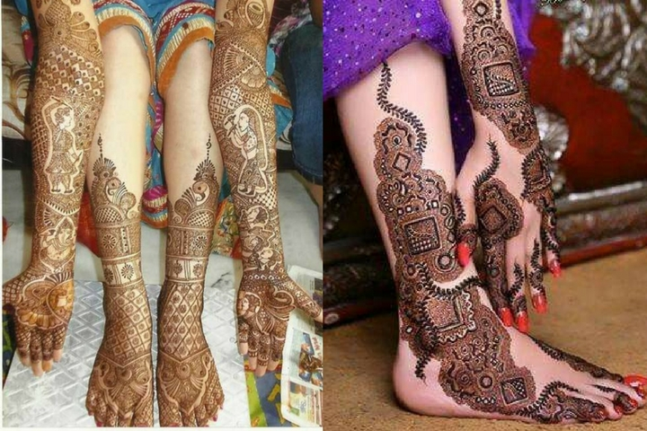 25 Traditional Rajasthani Mehendi Designs To Inspire You