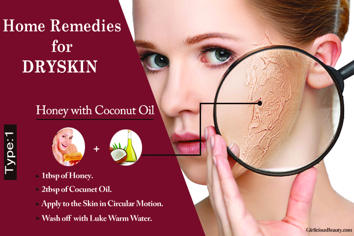 Instant Home Remedies Tips For Dry Skin – 100% Effective