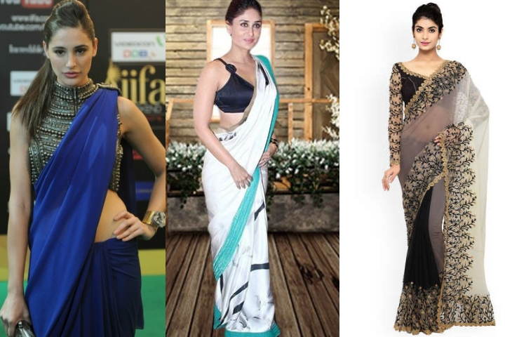 19+ Eye Catching Sarees For Farewell Party