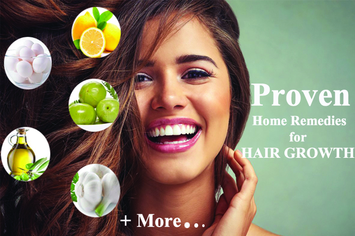 How To Grow Hair Faster – Proven Remedies For Hair Growth