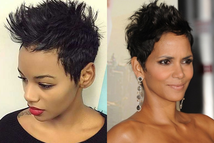 15 Short Pixie Cut Hairstyles