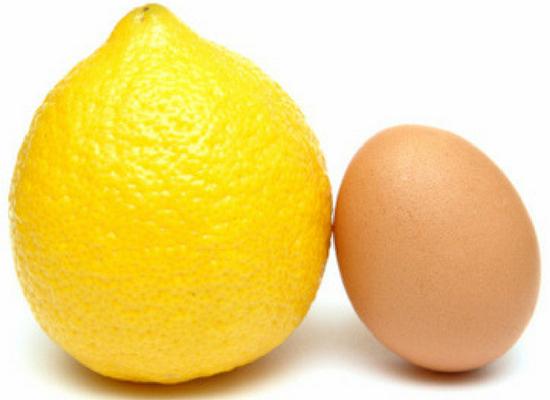 Egg and Lemon