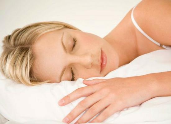 For good sleep
