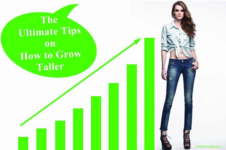 How to grow taller at 14