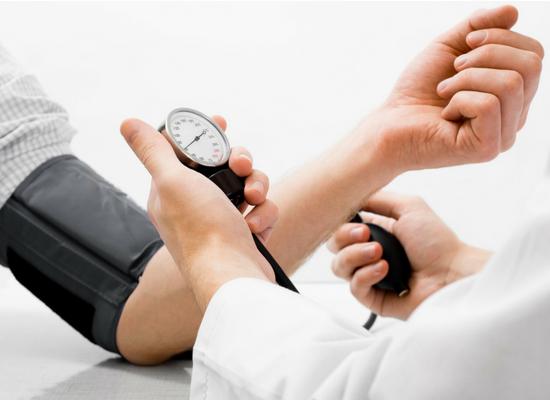 Treats blood pressure