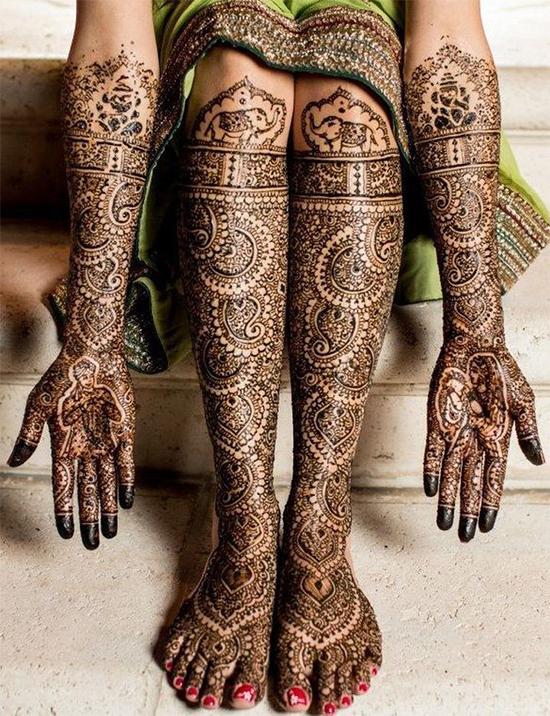 Body Art Henna