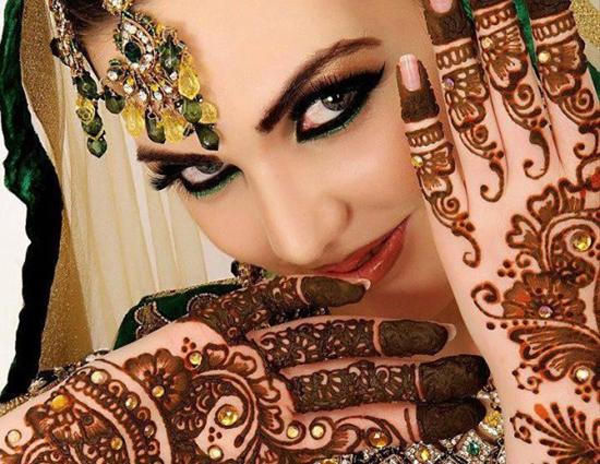 Bridal Dubai Mehndi Design
