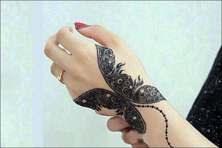 23 Stunning Bracelet Jewellery Mehndi Designs Girlicious Beauty