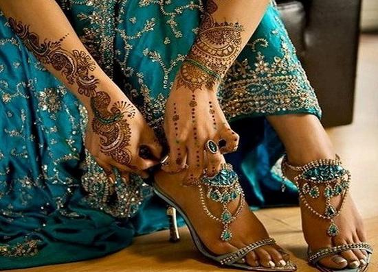 Come To The Latest Bridal Mehndi Designs 2