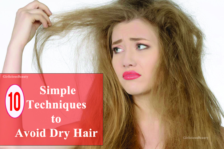 10 Simplest Home Remedies To Fight With Dry And Frizzy Hair