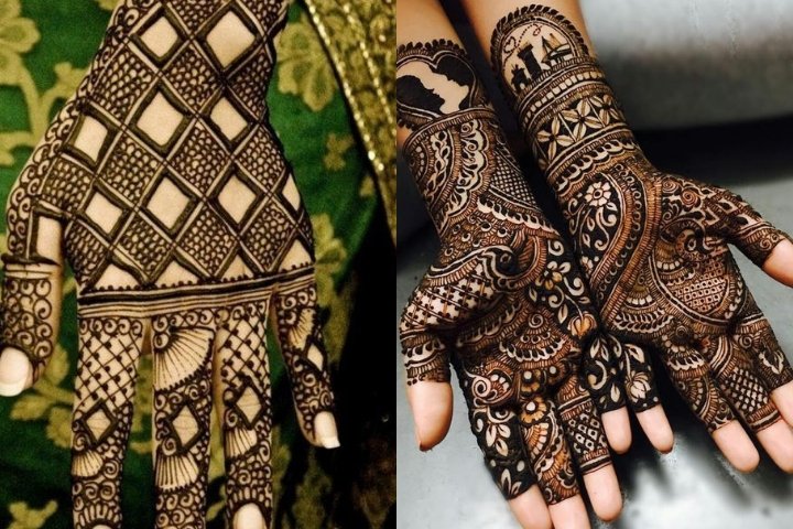 top most 20 beautiful dubai mehndi designs in gulf style