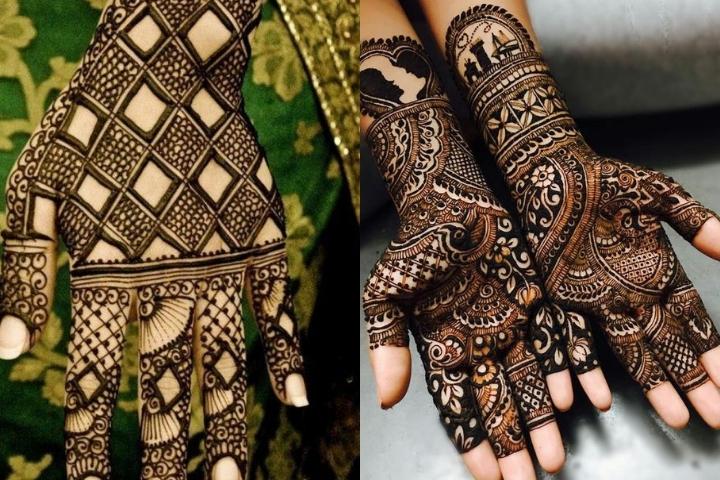 Dubai Mehndi Designs