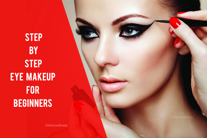 Beginners Guide To Learn Simple Eye Makeup Stepwise