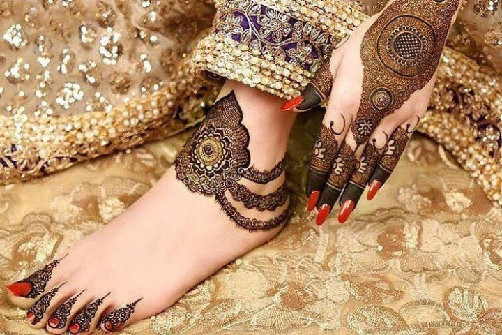 23 Stunning Bracelet Jewellery Mehndi Designs – Girlicious Beauty
