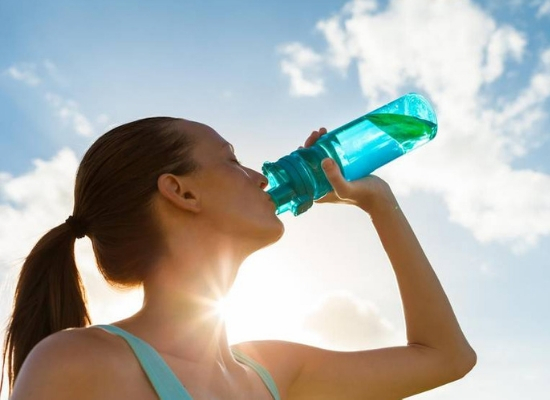 Keeps body hydrated