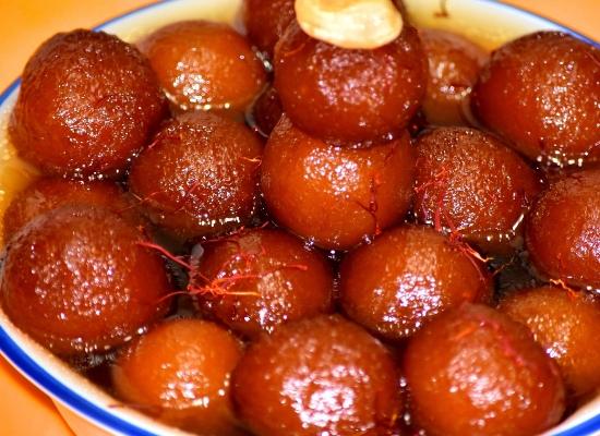 Gulab jamoon syrup
