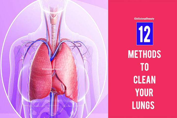 12 Methods Of Lungs Purification