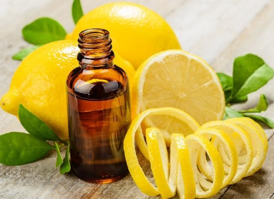 Lemon oil Compress