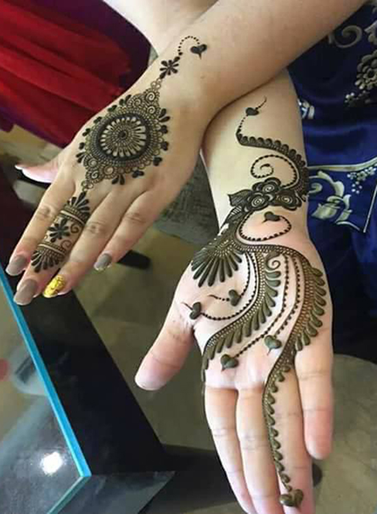 MEHNDI TATTOOS 10
