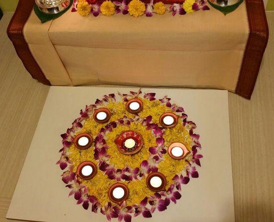 traditional diwali rangoli designs