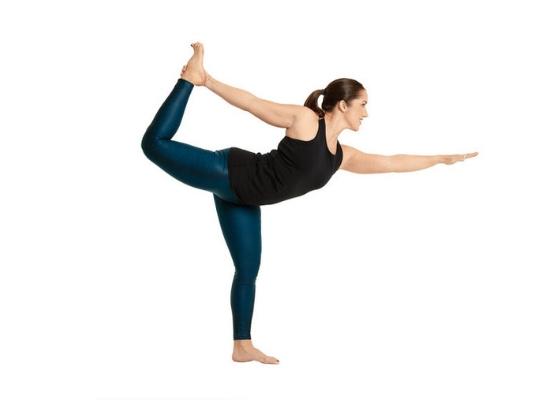 Lord of dance pose – Natrajasana