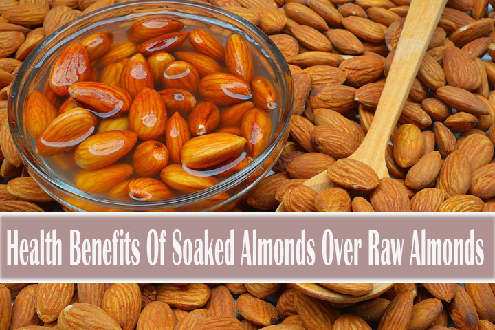 Unusual Health Benefits Of Soaked Almonds Over Raw Almonds