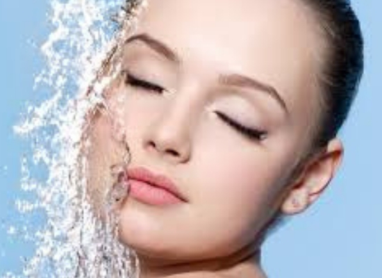 water soft for skin