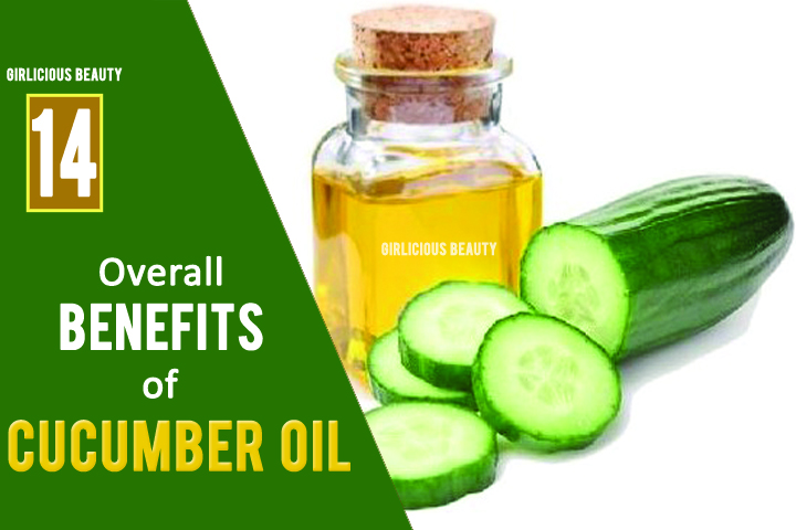 14 UnKnown Benefits of Cucumber Seed Oil – Interesting One