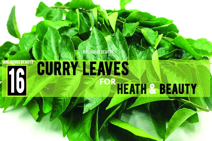16 Uses & Benefits of Curry Leaves For Hair & Health