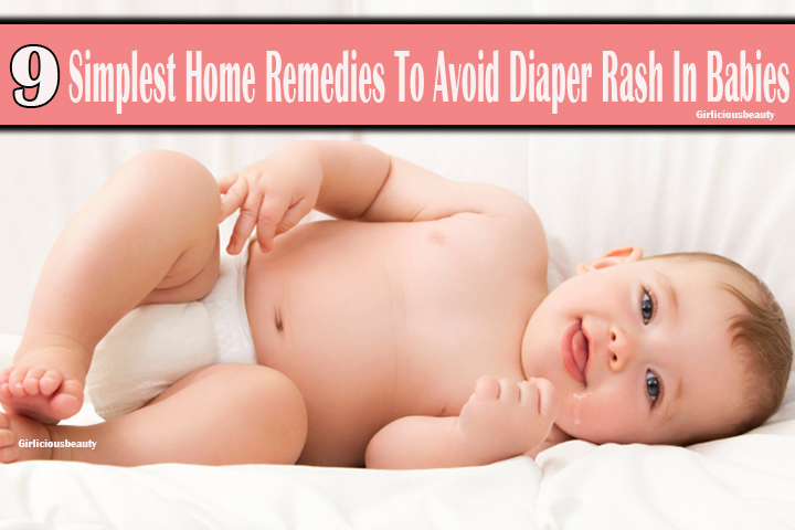 9 Simplest Home Remedies To Avoid Diaper Rashes In Babies