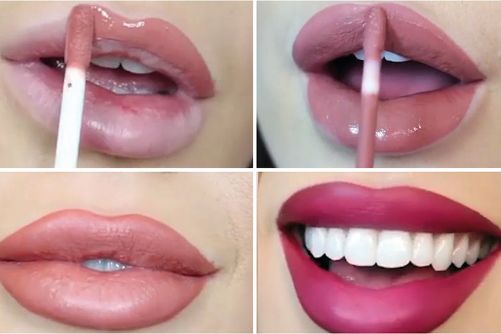 Lip Stick Makeup