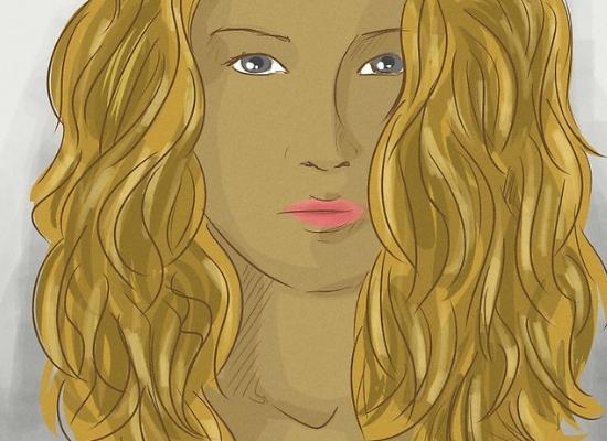 Moisturise hair
