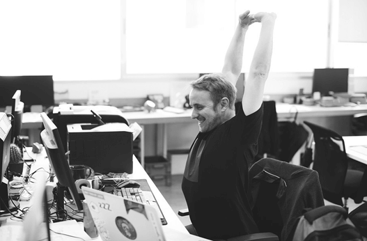 5 Exercises That You Can Do Even In The Office