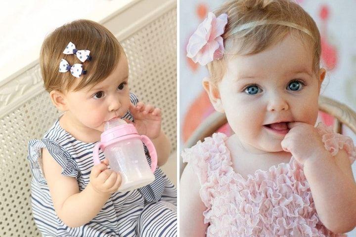 baby girl hair clips