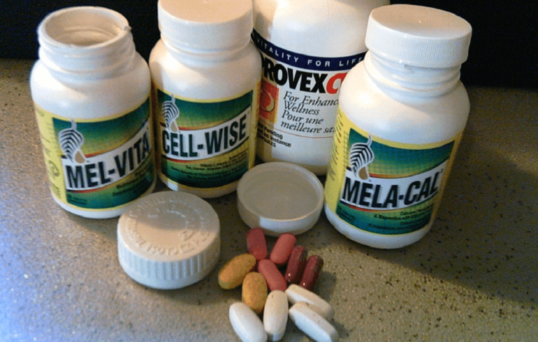 Men and Their Multivitamin Options