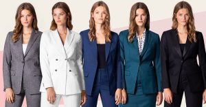 Tips for choosing suits for women