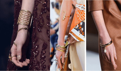 Trend of Bangles