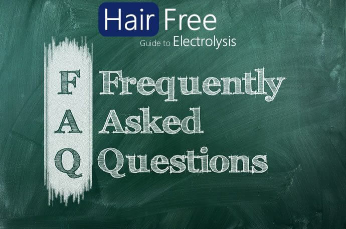 5 Answers to Common Questions About Electrolysis Hair Removal