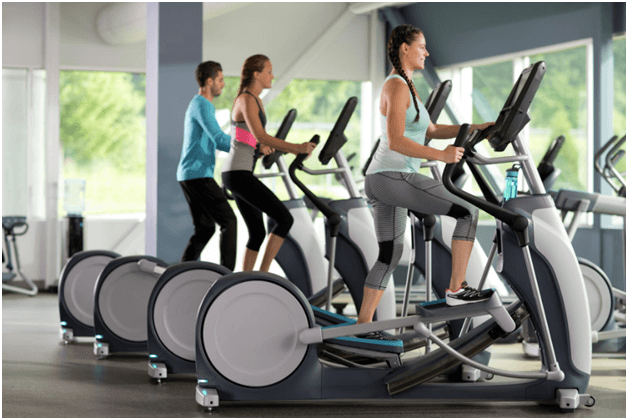 Cross Trainer Workout to Lose Weight