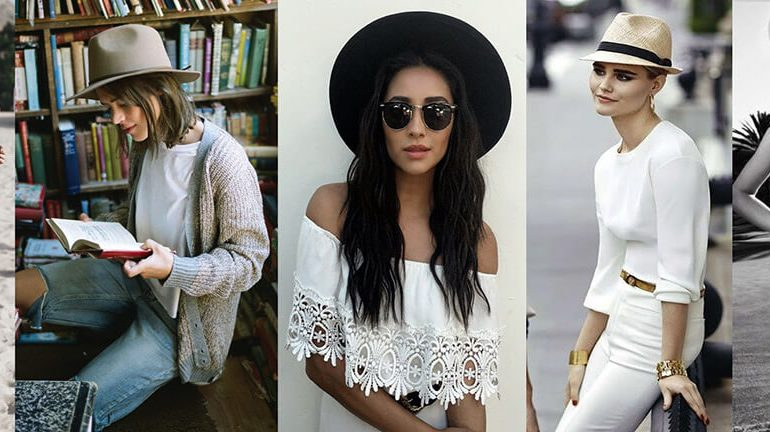 How to Rock Women's Fedoras - Girlicious Beauty