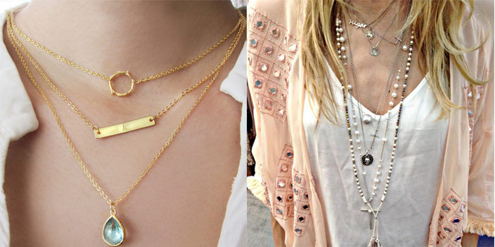 Mastering Your Looks: 7 Necklace Layering Tips for Keeping Your Style up to Date