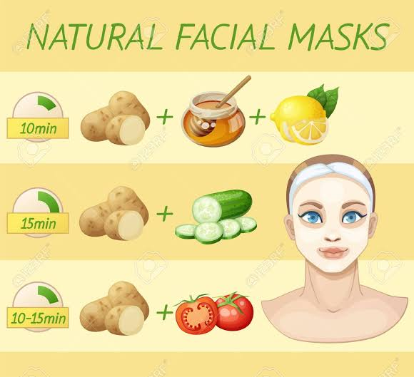You have to try those All natural facial mask for sensitive skin! ?>