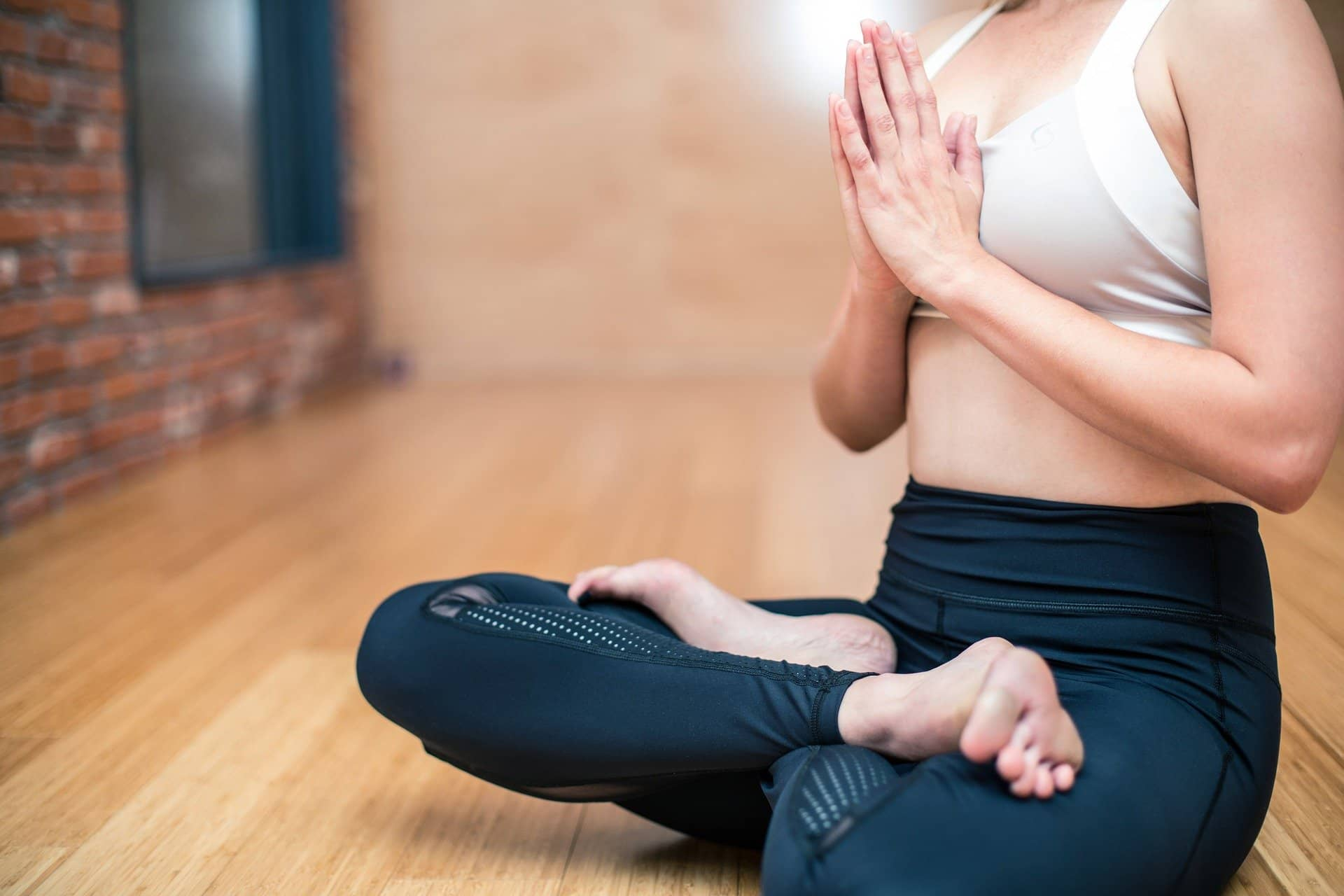 Boosting the Effects of Yoga with CBD.
