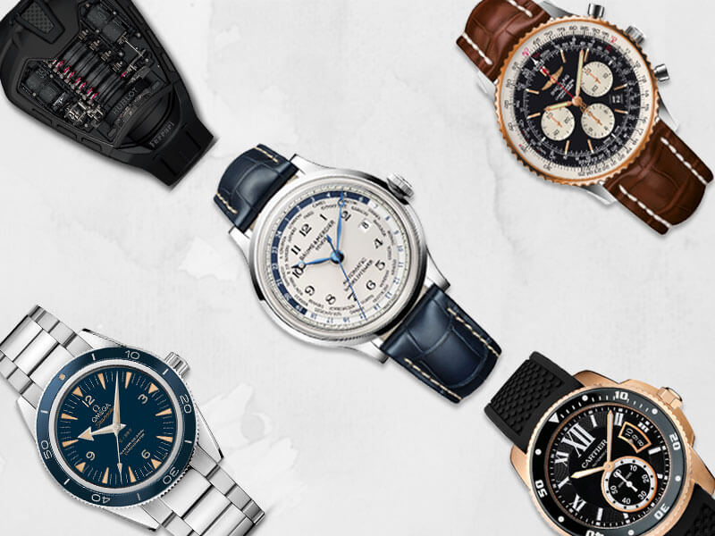Old but Gold: Top 4 World-class Blancpain Watch Collections