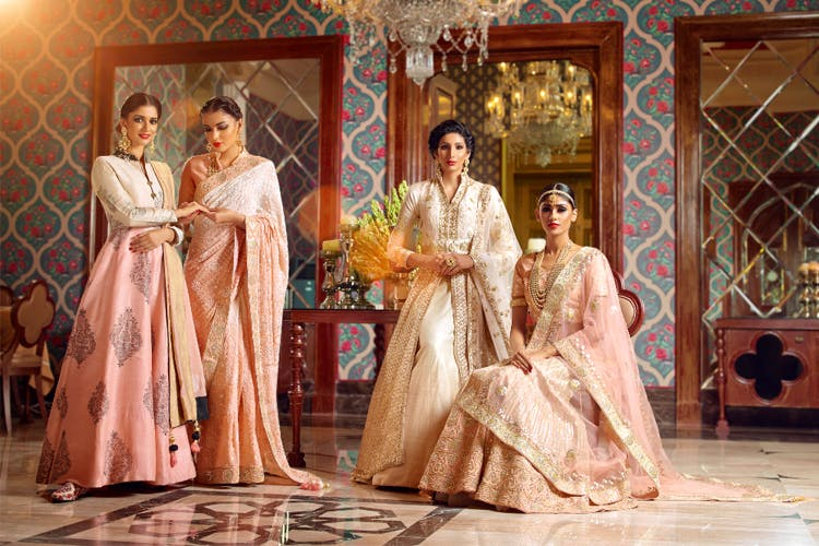 5 Exciting Indian Bridal Wedding Lehenga that You'll Love