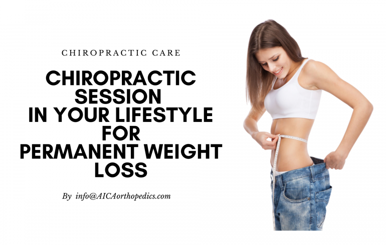 Chiropractic for Permanent Weight Loss