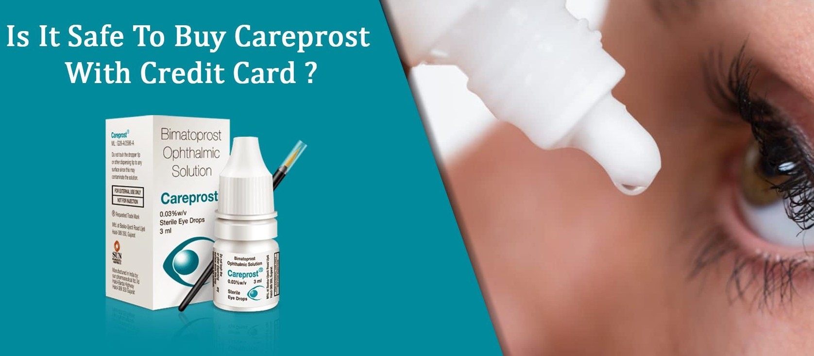 Careprost Eyelash Growth Serum